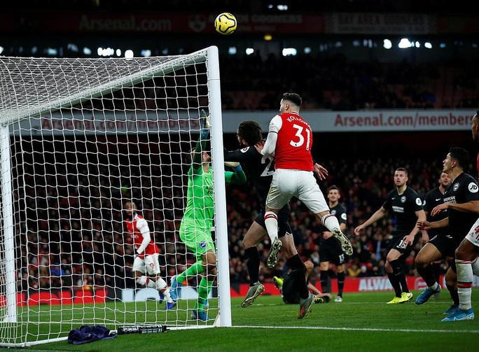 Tan tác Arsenal!  - Ảnh 4.