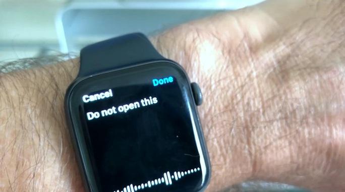 Sử dụng iPhone và Apple Watch hồi sinh đồ công nghệ cổ - Ảnh 2.