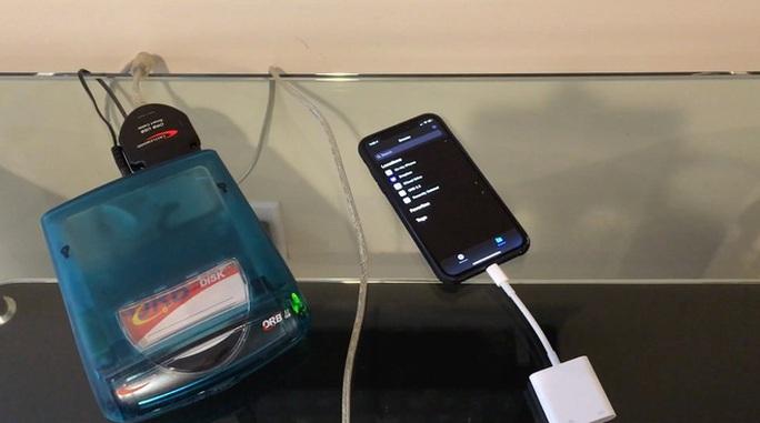 Sử dụng iPhone và Apple Watch hồi sinh đồ công nghệ cổ - Ảnh 8.