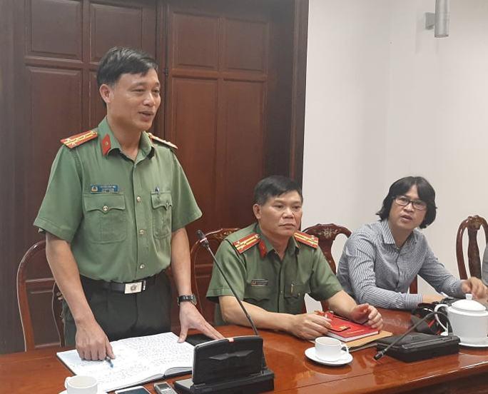 2 sĩ quan CSGT Đồng Nai bị tố bảo kê: Nhiều câu hỏi chưa được giải đáp - Ảnh 1.