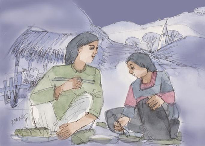Rẫy, Giáng sinh và em - Ảnh 1.