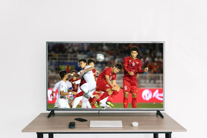 Tivi thương hiệu Việt hút người tiêu dùng - Ảnh 1.