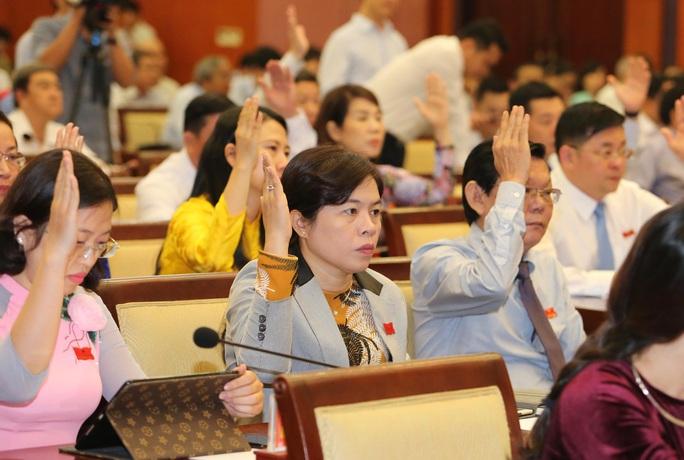 Bí thư Thành ủy TP HCM: Mỗi ngày TP thu ngân sách hơn 1.600 tỉ đồng - Ảnh 3.