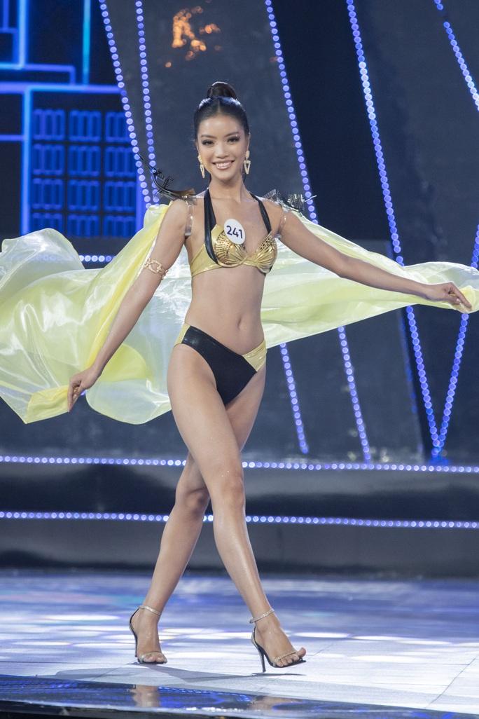 Nguyễn Trần Khánh Vân đăng quang Hoa hậu Hoàn vũ Việt Nam 2019 - Ảnh 7.