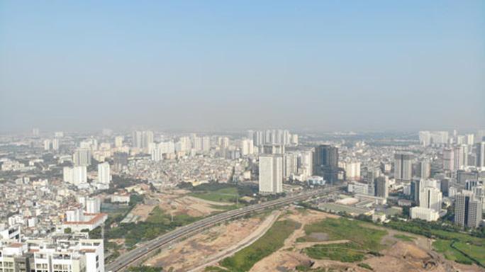 Nan giải quy hoạch đô thị ở Hà Nội - Ảnh 1.