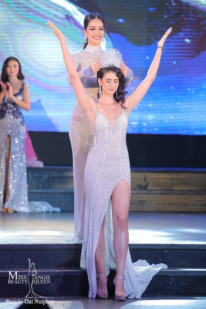 Ngắm nhan sắc nóng bỏng của tân Hoa hậu Siêu quốc gia - Ảnh 10.