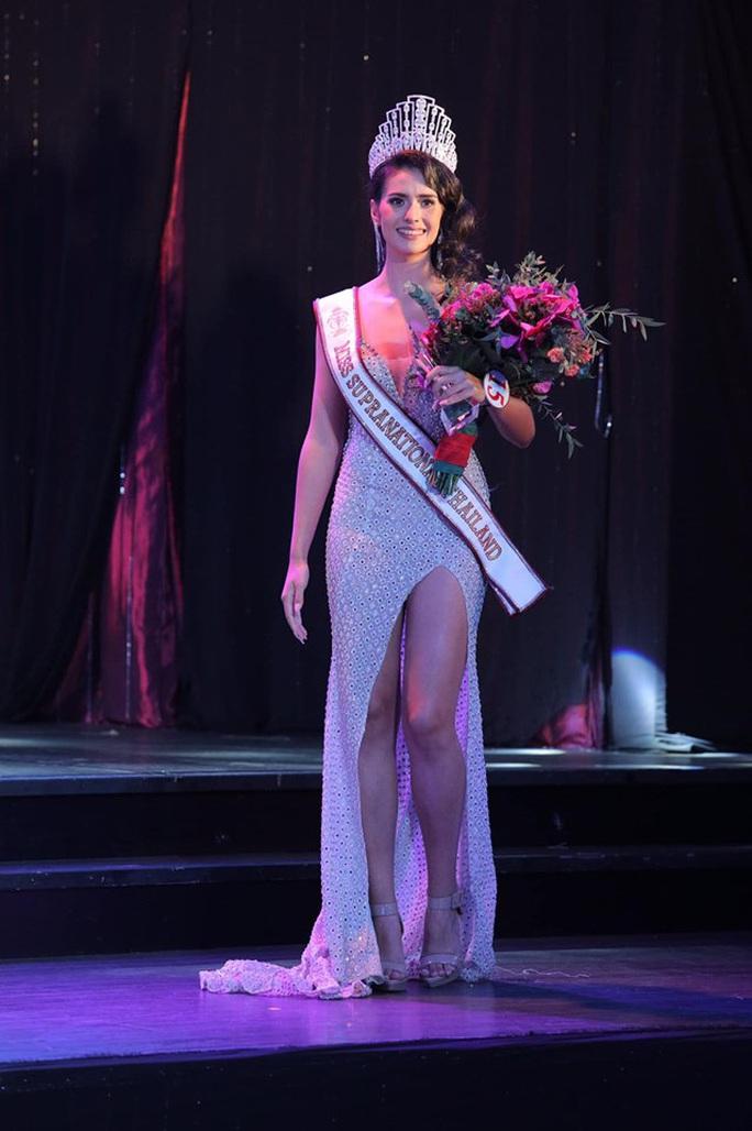 Ngắm nhan sắc nóng bỏng của tân Hoa hậu Siêu quốc gia - Ảnh 11.