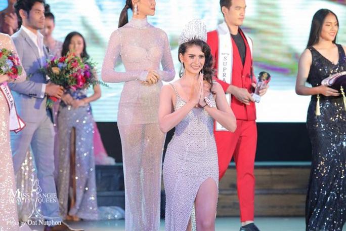 Ngắm nhan sắc nóng bỏng của tân Hoa hậu Siêu quốc gia - Ảnh 9.