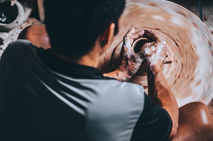 Cuộc thi ảnh Nét đẹp lao động: Sắc màu cuộc sống - Ảnh 5.