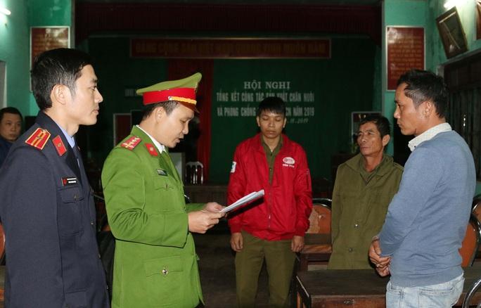 Triệt phá hang ổ pháo lậu lớn nhất  Quảng Bình - Ảnh 2.
