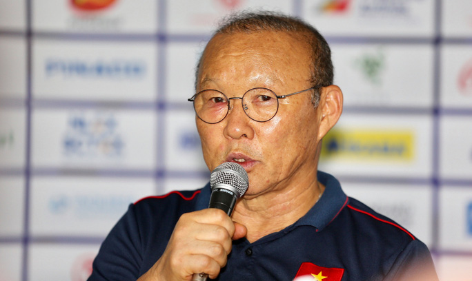 HLV Park Hang-seo: Cầu thủ Việt Nam không hề e ngại đối thủ nào! - Ảnh 4.