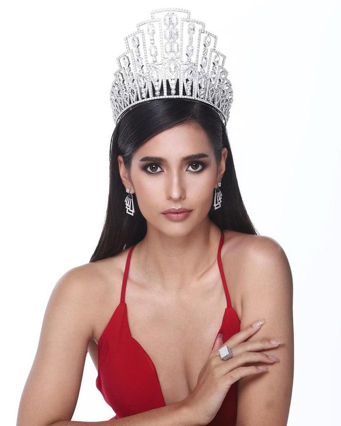 Ngắm nhan sắc nóng bỏng của tân Hoa hậu Siêu quốc gia - Ảnh 7.