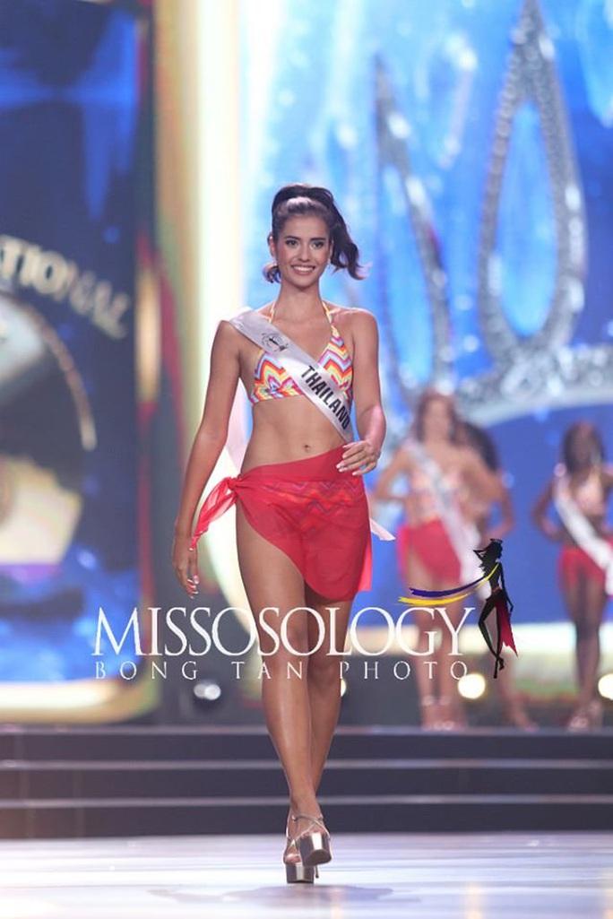 Ngắm nhan sắc nóng bỏng của tân Hoa hậu Siêu quốc gia - Ảnh 5.