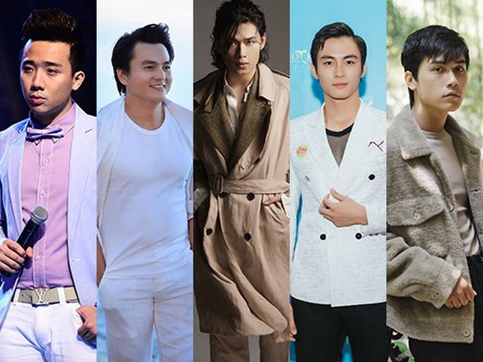 5 nam diễn viên phim vào vòng bầu chọn Giải Mai Vàng 2019: Hạnh phúc, bất ngờ! - Ảnh 1.