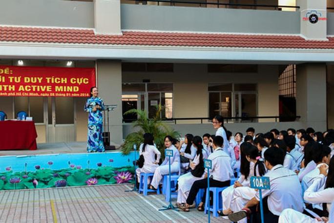 Đổi mới chương trình, SGK: Giáo viên không thể một giáo án - Ảnh 1.
