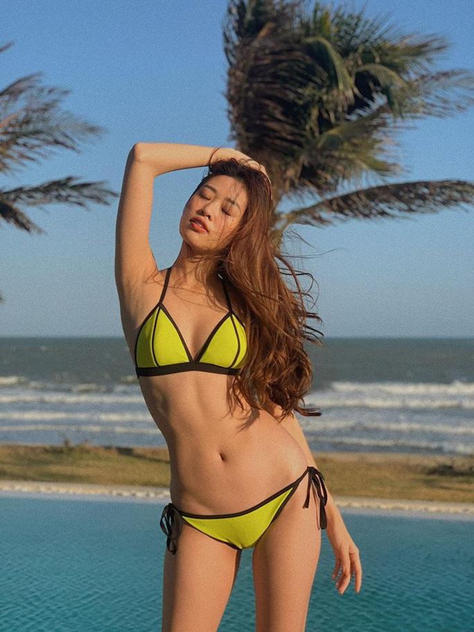 Không chỉ trên sân khấu, Nguyễn Trần Khánh Vân vẫn rất xinh đẹp ngoài đời  - Ảnh 5.