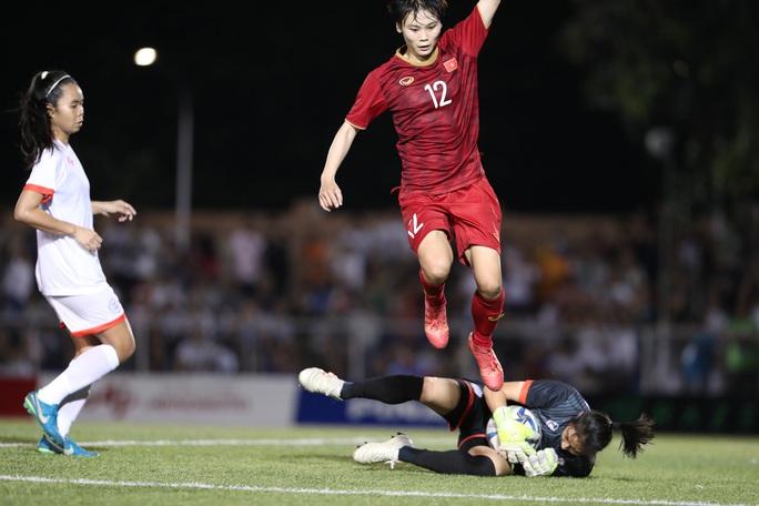 Chung kết bóng đá nữ Việt Nam - Thái Lan: Kịch chiến để giữ VÀNG! - Ảnh 1.