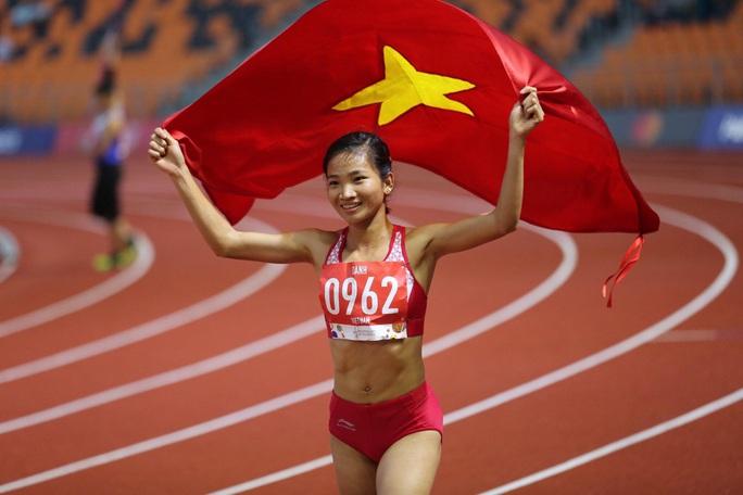 Nguyễn Thị Oanh: VĐV số 1 của thể thao Việt Nam 2019 - Ảnh 1.