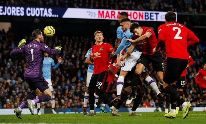 6 phút bùng nổ, song sát Man United gieo sầu Man City trận đại chiến - Ảnh 8.