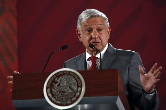 Nổ súng gần nơi ở của Tổng thống Mexico, 4 người thiệt mạng - Ảnh 2.