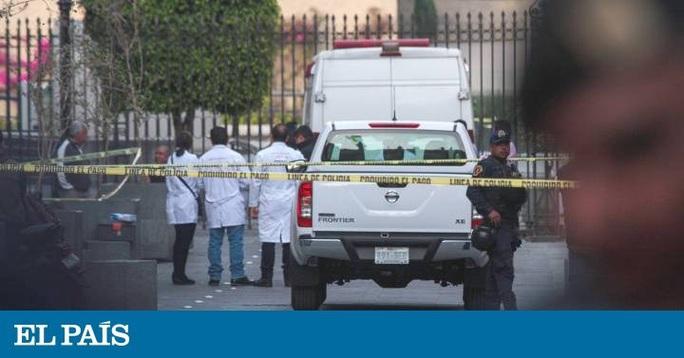 Nổ súng gần nơi ở của Tổng thống Mexico, 4 người thiệt mạng - Ảnh 1.