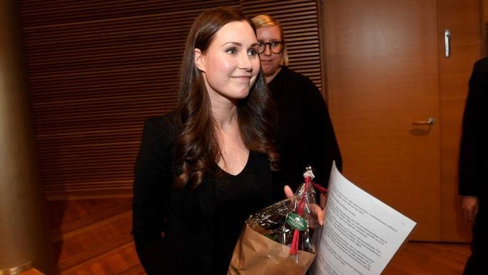Phần Lan có nữ thủ tướng 34 tuổi - Ảnh 1.