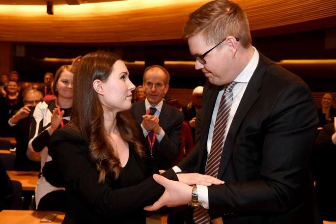 Phần Lan có nữ thủ tướng 34 tuổi - Ảnh 3.
