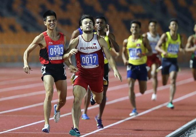 Bị chơi xấu, Dương Văn Thái vẫn lấy được HCV - Ảnh 2.