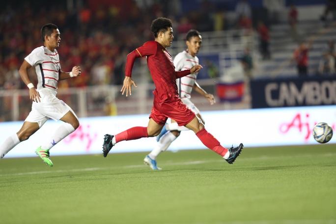 U22 Việt Nam - Indonesia: Công hay đấu với thủ mạnh - Ảnh 1.