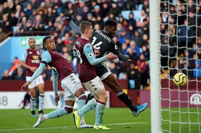 Mở đại tiệc Villa Park, Leicester thắng trận thứ 8 Ngoại hạng Anh - Ảnh 4.