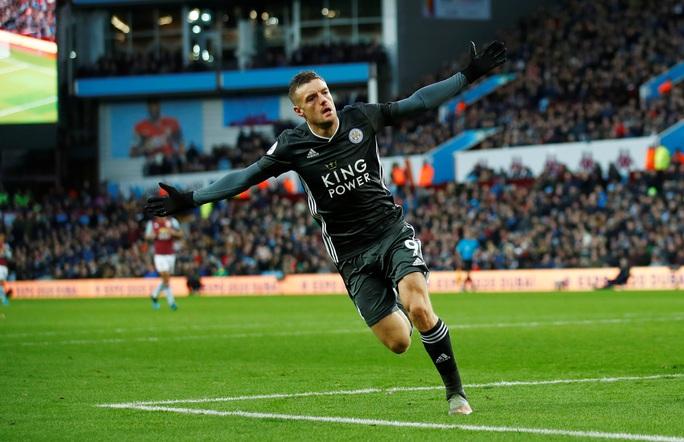 Mở đại tiệc Villa Park, Leicester thắng trận thứ 8 Ngoại hạng Anh - Ảnh 7.