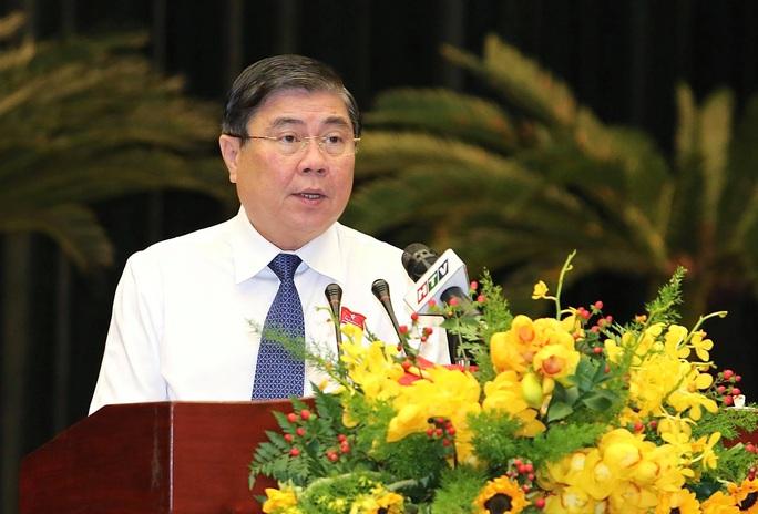 Chủ tịch UBND TP HCM chính thức lên tiếng về tỉ lệ điều tiết ngân sách - Ảnh 1.