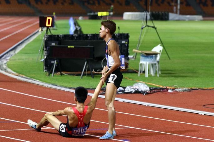 Bị chơi xấu, Dương Văn Thái vẫn lấy được HCV - Ảnh 7.