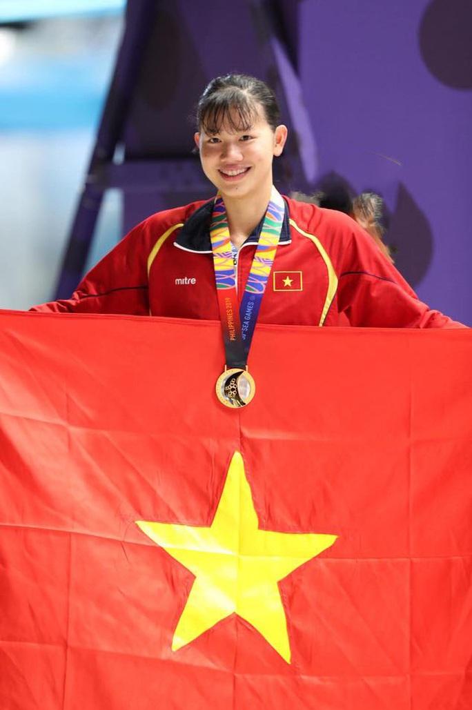 Nguyễn Thị Ánh Viên xuất sắc nhất SEA Games 30 - Ảnh 1.