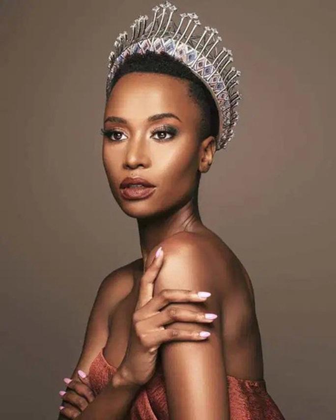 Người đẹp Nam Phi giành vương miện Hoa hậu Hoàn vũ 2019 - Ảnh 2.
