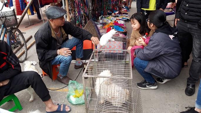 Độc đáo phiên chợ quê dịp Tết giữa trung tâm đất Cảng - Ảnh 4.