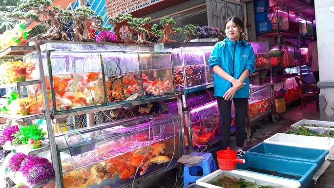 Độc đáo phiên chợ quê dịp Tết giữa trung tâm đất Cảng - Ảnh 5.