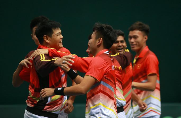 Quần vợt Việt Nam tổng kết năm 2018 với nhiều thành tích tốt - Ảnh 2.
