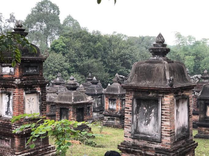 Ngắm vẻ đẹp huyền bí, cổ kính của ngôi chùa ngàn tuổi Bổ Đà - Ảnh 6.
