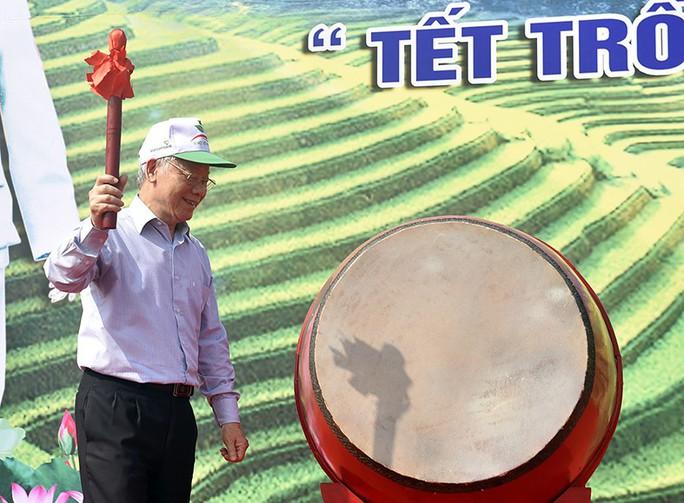 Tổng Bí thư, Chủ tịch nước phát động Tết trồng cây - Ảnh 1.