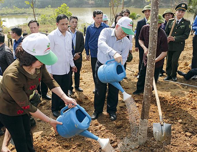 Tổng Bí thư, Chủ tịch nước phát động Tết trồng cây - Ảnh 4.