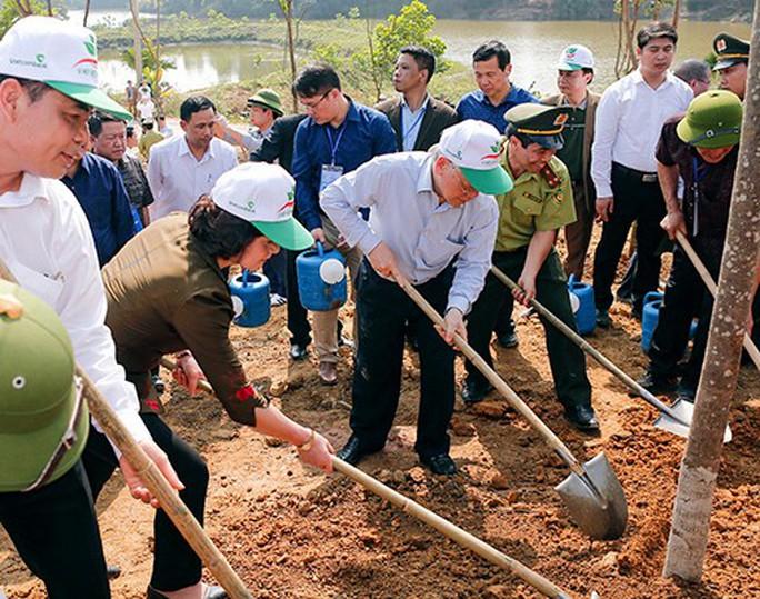 Tổng Bí thư, Chủ tịch nước phát động Tết trồng cây - Ảnh 2.