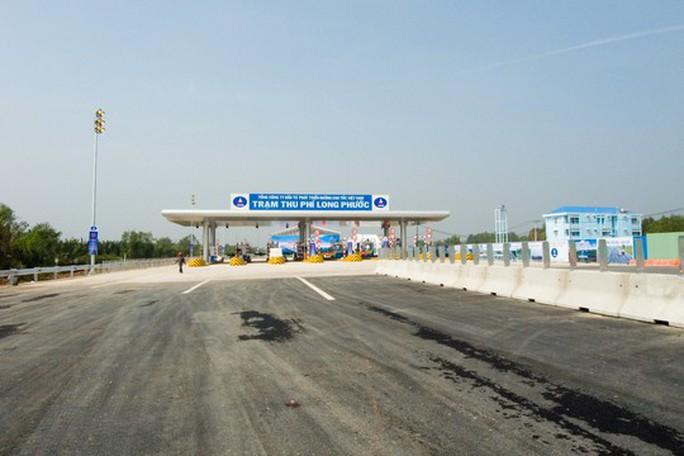 VEC trần tình về doanh thu trạm thu phí Dầu Giây sau vụ cướp 2,2 tỉ đồng - Ảnh 1.