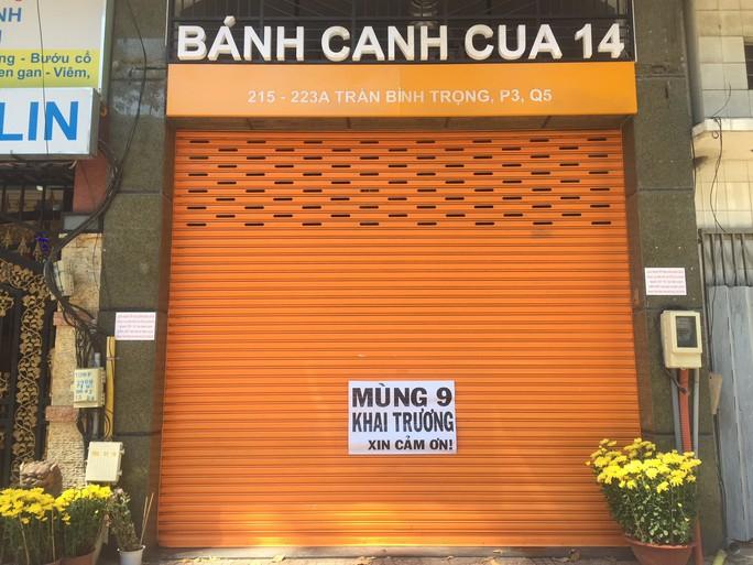 Mùng 7 Tết, nhiều hàng quán ở TP HCM vẫn chưa khai trương - Ảnh 11.