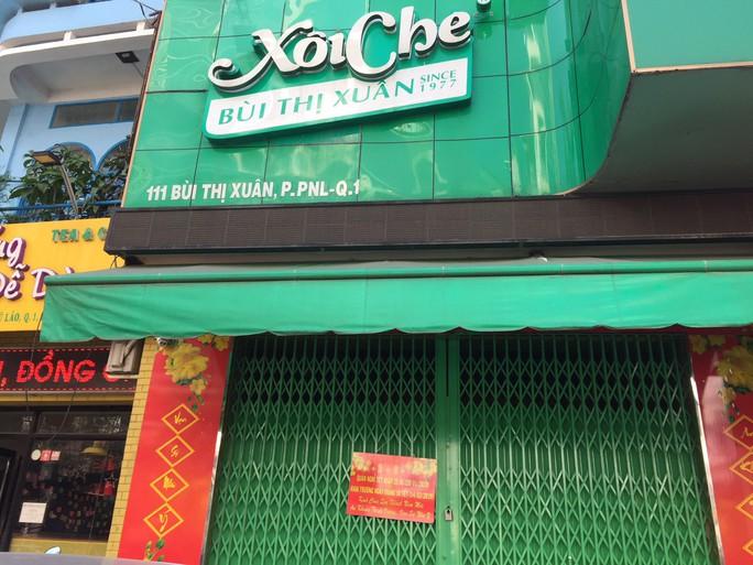 Mùng 7 Tết, nhiều hàng quán ở TP HCM vẫn chưa khai trương - Ảnh 8.