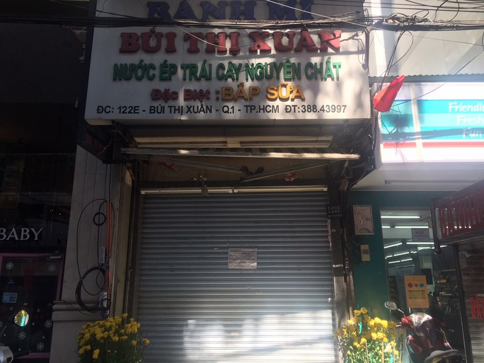 Mùng 7 Tết, nhiều hàng quán ở TP HCM vẫn chưa khai trương - Ảnh 7.