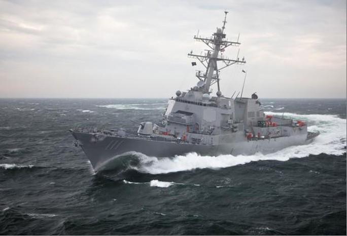 Mỹ lại điều 2 tàu chiến đến biển Đông, thách thức Trung Quốc - Ảnh 2.