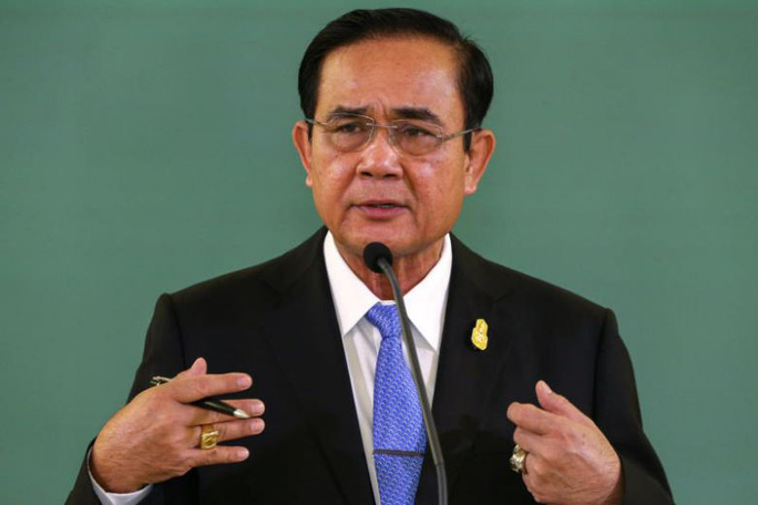 Thủ tướng Thái Lan tuyên bố trừng phạt kẻ tung tin đảo chính - Ảnh 1.