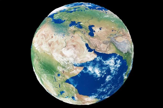 Phát hiện siêu đại dương bị trái đất nuốt chửng - Ảnh 1.