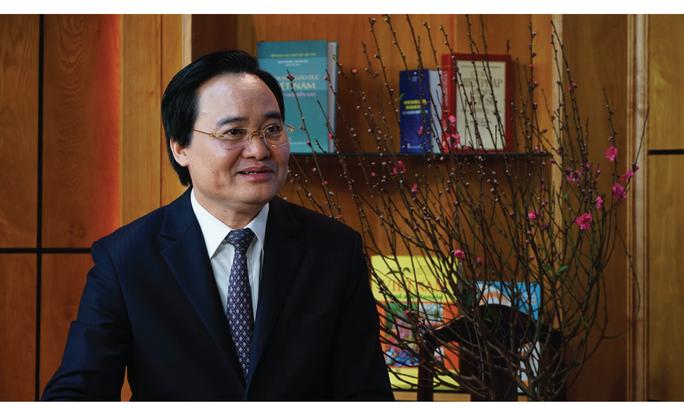 Bộ trưởng Phùng Xuân Nhạ: Gần 3 năm nhận nhiệm vụ, tôi rút ra bài học là...  - Ảnh 1.